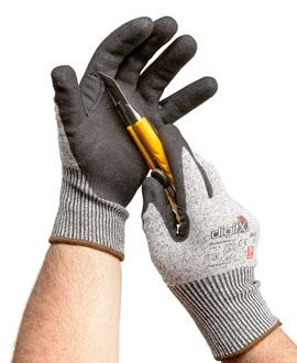 Cut resistant digitx gloves