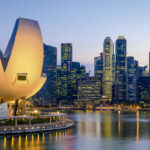 Our headquarters are located in Singapure